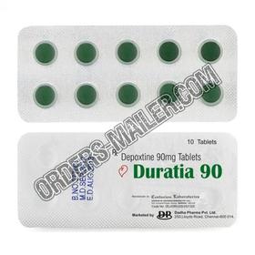 Priligy - Dapoxetine (Générique) 30 mg